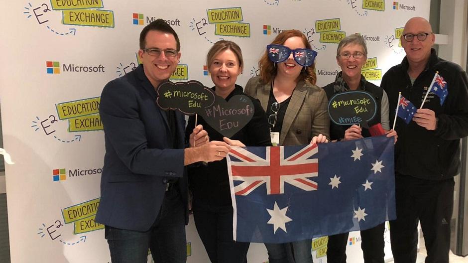 E2 unleashes global opportunity for five Australian educators