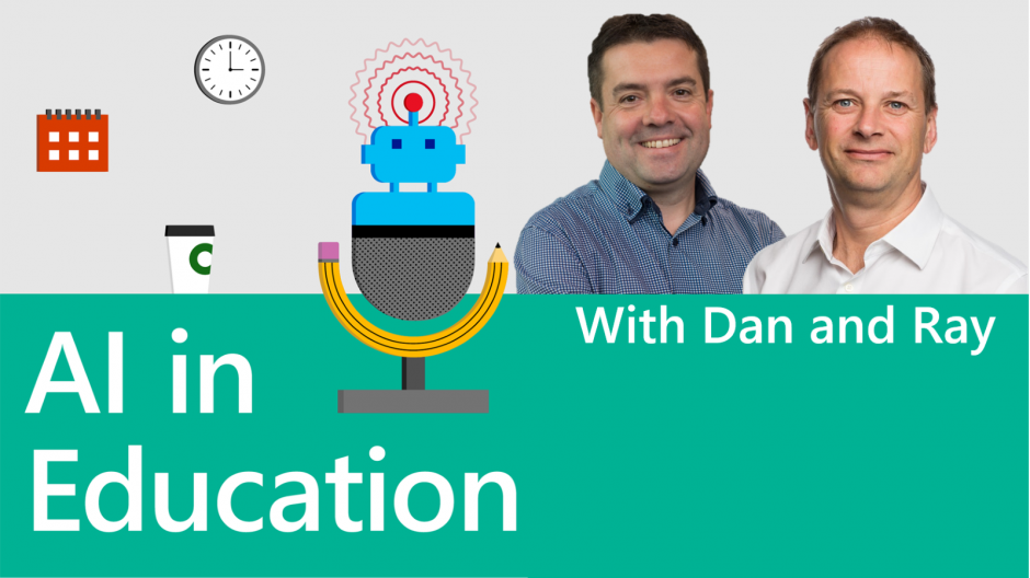 Announcing our new podcast: Artificial Intelligence in Education