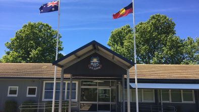 Monaro High School battles bushfires, asbestos, now COVID-19 with digital allies