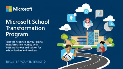 Microsoft School Transformation Program