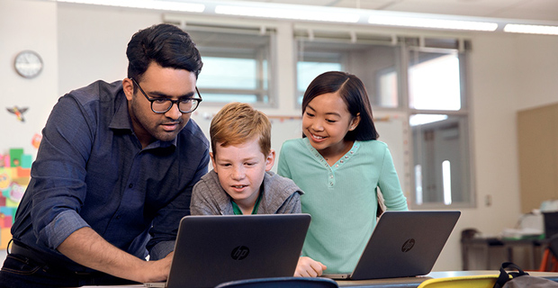 Microsoft Learning Development Specialist Ammar Aquil on game-based learning with Minecraft