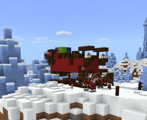 Santa's cart